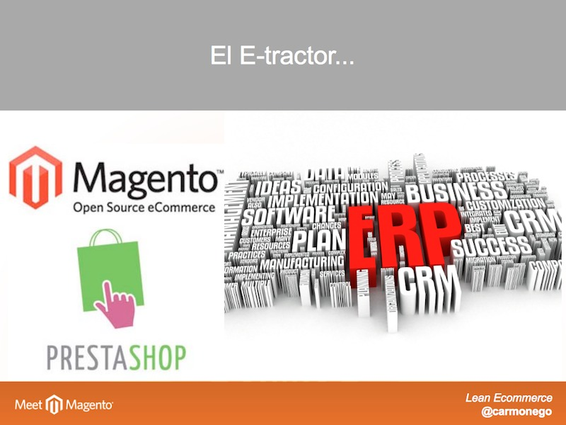 Integracion Magento ERP