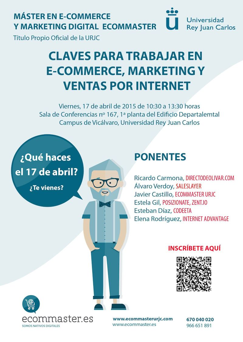 Trabajar en Ecommerce y Marketing Internet