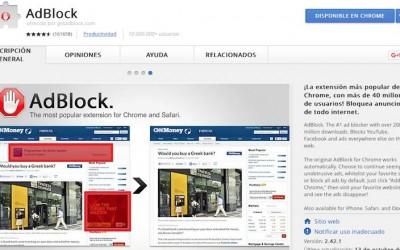 El bloqueo de la publicidad online en Ecommerce